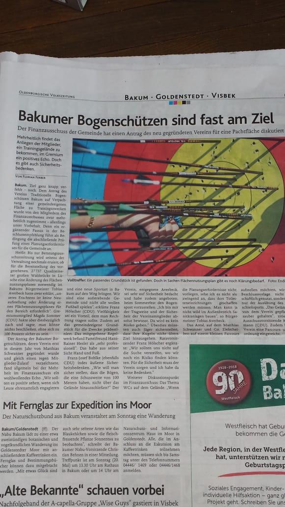 Oldenbugische Volkszeitung